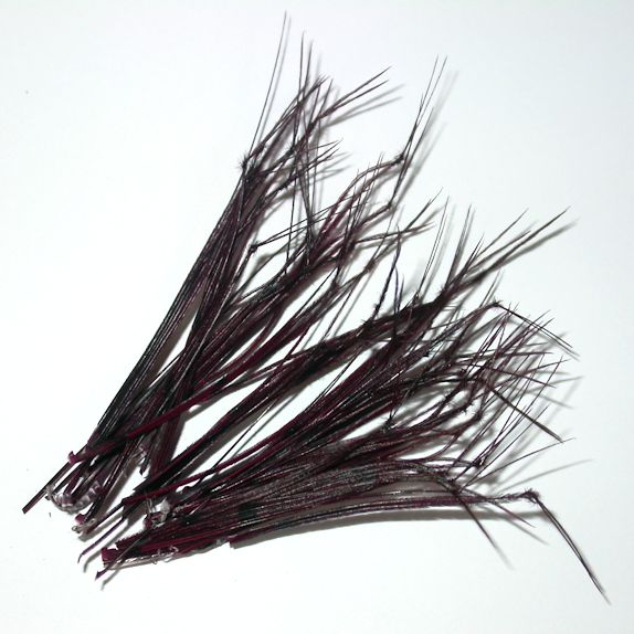 Knotted Hopper Legs - Claret
