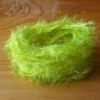 Medium Crystal Hackle - Mystic Olive