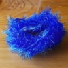 Medium Crystal Hackle - Steelhead Blue