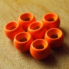 2.8mm Brass Hotheads Fl Orange