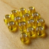 Glass Beads-Yellow
