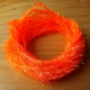 Small Crystal Hackle - Ultimate Fire Orange