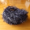 UV Crystal Hackle - Jet Black