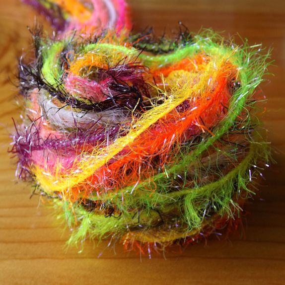 UV Crystal Hackle - Range