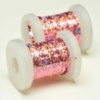 Small Holographic Tinsel - Pink