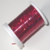 Small Holographic Tinsel - Red