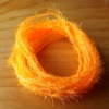 Small Crystal Hackle - Sunburst Orange