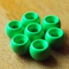 3.2mm Tungsten Hotheads - Fl Lime