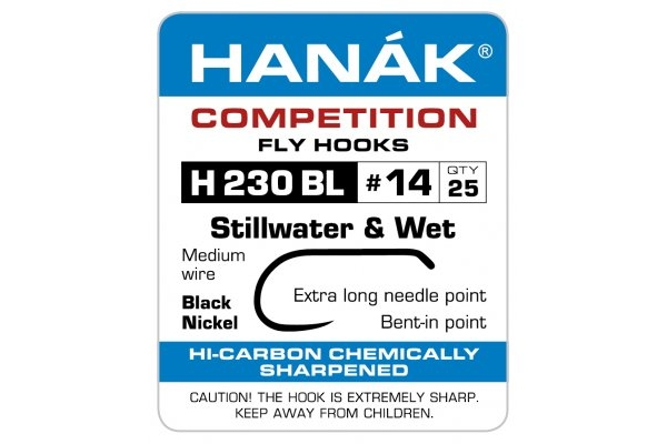 Hanak H230BL - Stillwater Wet - Medium
