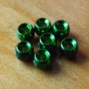 Brass Hotheads 3.2 Metallic Green