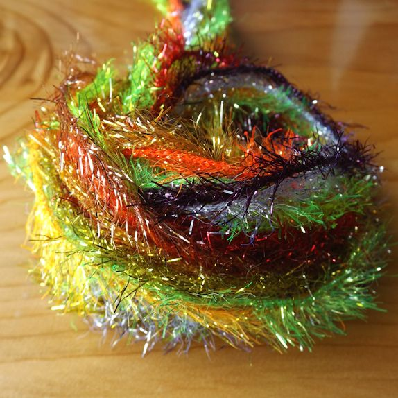 Medium Shimmer Hackle - Range Pack