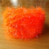 UV Crystal Hackle - Ultimate Fire Orange