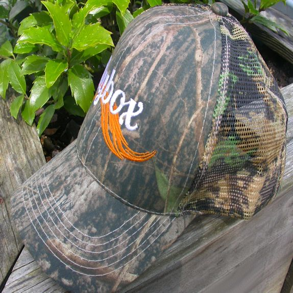 Flybox Realtree Camo Hat