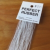 Perfect Rubber - White