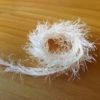 Neon Hackle - White