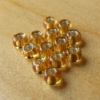 Glass Beads - Humungus Gold