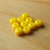 Glass Beads - Sweetcorn