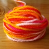 Fluorescent Wool - Range Pack