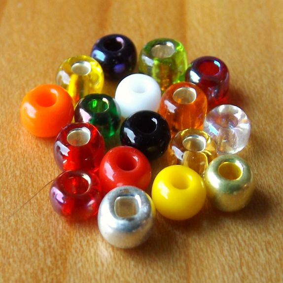 Glass Beads - Range