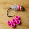 Bug Collars - Fl Pink