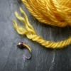 Bug Yarn - Gold