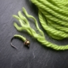 Bug Yarn - Light Olive