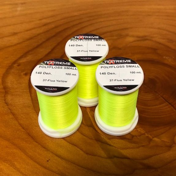 Textreme Polyfloss Small - Fl Yellow