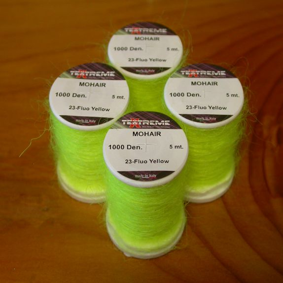 Mohair - Fl Yellow